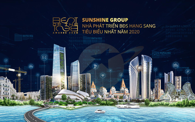 Sunshine Group – Nhà phát triển BĐS hạng sang tiêu biểu nhất năm 2020 - Ảnh 1.