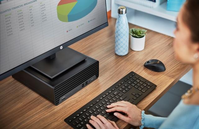HP Prodesk 400 G7 SFF: hiệu suất - chuyên nghiệp – tối giản - Ảnh 2.