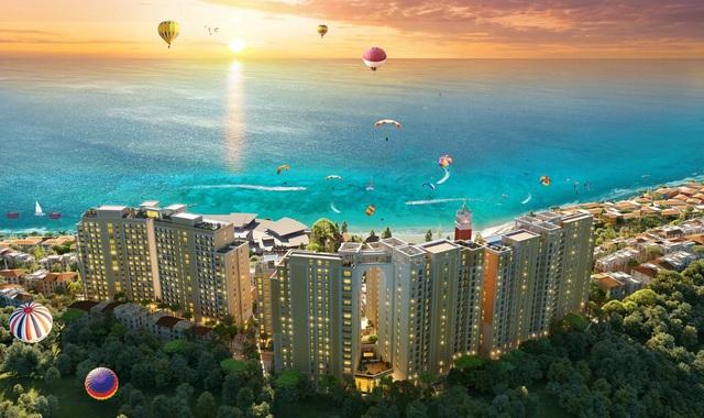 Tổ hợp căn hộ cao tầng phía Nam Phú Quốc thu hút trong ngày ra mắt - Ảnh 2.