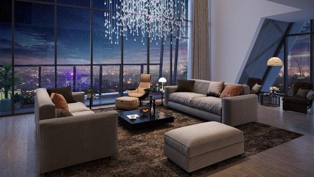 Grandeur Palace – Giảng Võ bàn giao căn hộ chung cư trước thềm năm mới - Ảnh 1.