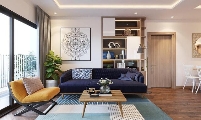 Căn hộ phong cách Singapore chinh phục khách hàng phía Nam thủ đô - Ảnh 1.