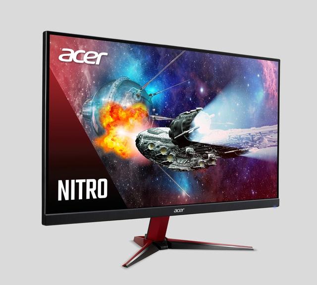 Acer trang bị tần số quét cực khủng 165Hz lên các sản phẩm màn hình gaming - Ảnh 1.