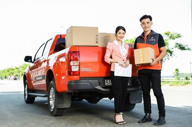Dịch vụ giao hàng nội thành bằng xe tải của Lalamove được ưa chuộng - Ảnh 3.