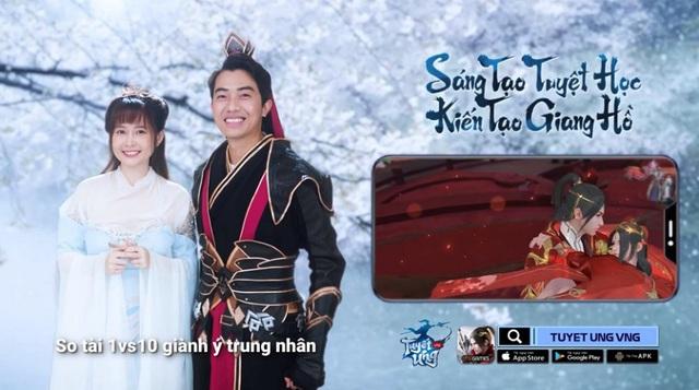 Người chơi hệ nhan sắc đổ bộ Tuyết Ưng VNG Photo-6-1611893586979779759089