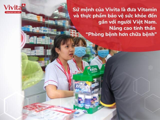 Chủ nhà thuốc Vivita: Tham vọng dẫn đầu bán lẻ vitamin và thực phẩm tại Việt Nam - Ảnh 1.
