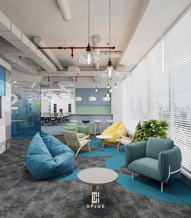 Xu hướng thiết kế văn phòng trong năm 2021 - Ảnh 2.