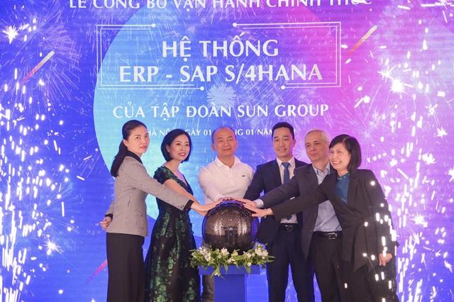 Sun Group chính thức bước chân vào chuyển đổi số quy mô rộng - Ảnh 1.
