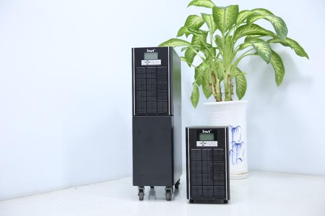Trải nghiệm dòng sản phẩm UPS online HT11: Bộ lưu điện nhỏ gọn với hiệu suất hoạt động ấn tượng - Ảnh 1.