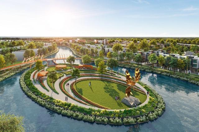 BĐS đô thị đảo phía Đông TP.HCM: Kênh đầu tư đón đầu hạ tầng - Ảnh 1.