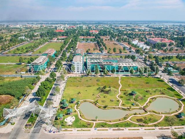 Đất Xanh Miền Tây công bố 63 sản phẩm đất nền trung tâm TP Cần Thơ - Ảnh 1.