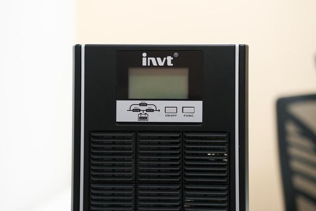 Trải nghiệm dòng sản phẩm UPS online HT11: Bộ lưu điện nhỏ gọn với hiệu suất hoạt động ấn tượng - Ảnh 4.
