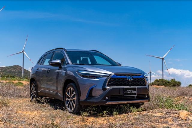 Xe Hybrid có tới 3 cấp độ: Toyota Corolla Cross ở cấp độ nào và có ưu điểm gì? - Ảnh 4.
