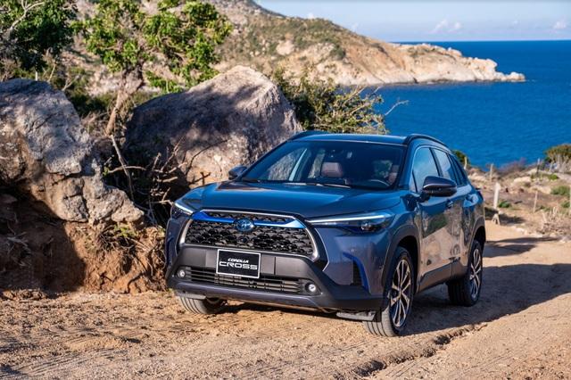 Xe Hybrid có tới 3 cấp độ: Toyota Corolla Cross ở cấp độ nào và có ưu điểm gì? - Ảnh 3.