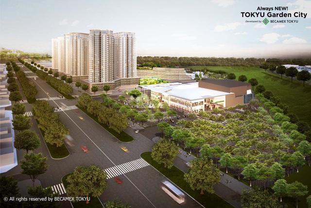 """AEON """"đổ bộ"""" - Thành phố mới thành điểm sáng của thị trường BĐS Bình Dương - Ảnh 1."""