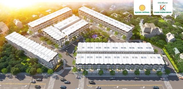 """Khu dân cư Rạng Đông """"hút"""" nhà đầu tư tại Tây Ninh - Ảnh 1."""