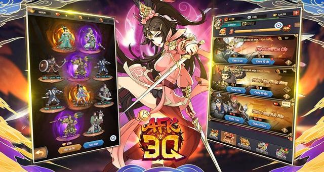 """AFK 3Q - Đế Vương Thiên Hạ nhận nhiều lời khen """"có cánh"""" từ cộng đồng game thủ sau ngày ra mắt thành công - Ảnh 2."""