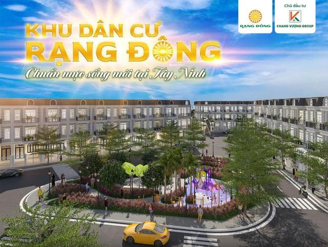 """Khu dân cư Rạng Đông """"hút"""" nhà đầu tư tại Tây Ninh - Ảnh 2."""
