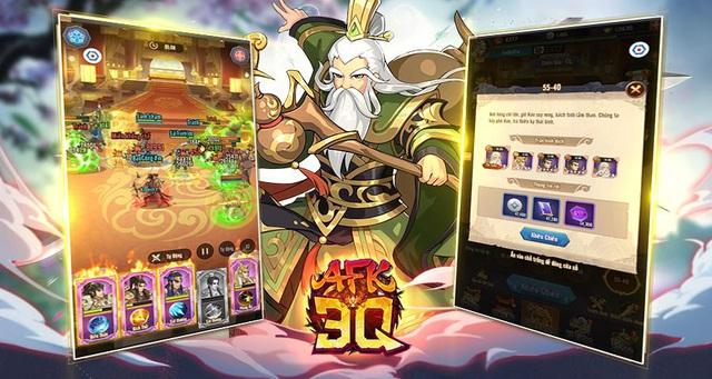 """AFK 3Q - Đế Vương Thiên Hạ nhận nhiều lời khen """"có cánh"""" từ cộng đồng game thủ sau ngày ra mắt thành công - Ảnh 3."""