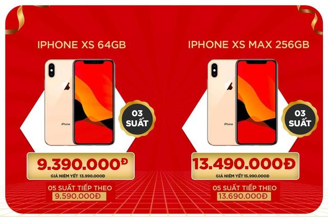 iPhone Xs và Galaxy Note 20 Ultra 5G giảm đến 9,5 triệu dịp khai trương tại XTmobile - Ảnh 4.
