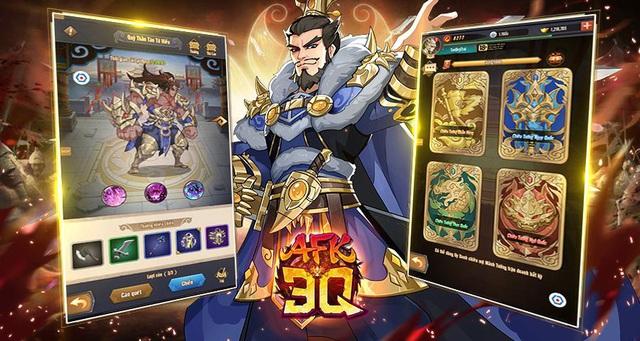 """AFK 3Q - Đế Vương Thiên Hạ nhận nhiều lời khen """"có cánh"""" từ cộng đồng game thủ sau ngày ra mắt thành công - Ảnh 4."""