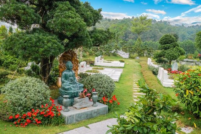 Nghĩa trang xuất hiện nhiều trong các bộ phim truyền hình ăn khách màn ảnh Việt - Ảnh 5.