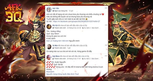 """AFK 3Q - Đế Vương Thiên Hạ nhận nhiều lời khen """"có cánh"""" từ cộng đồng game thủ sau ngày ra mắt thành công - Ảnh 5."""