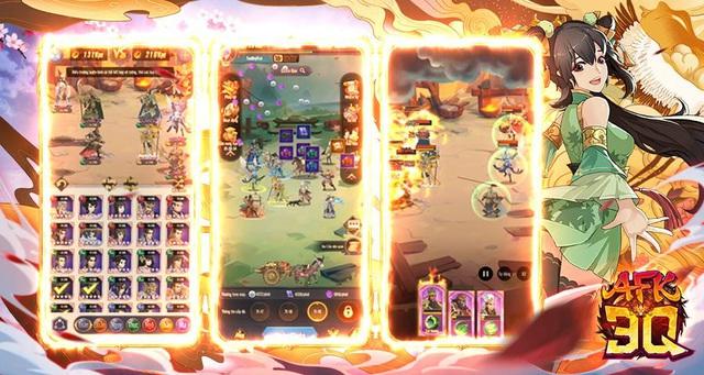 """AFK 3Q - Đế Vương Thiên Hạ nhận nhiều lời khen """"có cánh"""" từ cộng đồng game thủ sau ngày ra mắt thành công - Ảnh 6."""