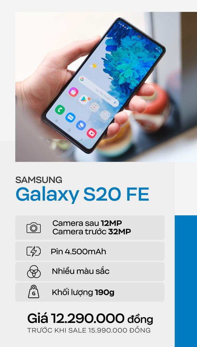 """""""Mở bát"""" năm mới với 5 chiếc smartphone siêu xịn - mịn, đã vậy còn được giảm giá đến 20% ! - Ảnh 3."""