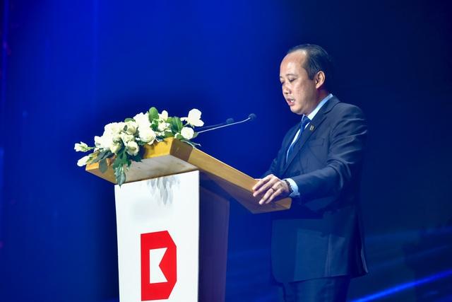 Tập đoàn Danh Khôi ra mắt nhận diện thương hiệu mới - Ảnh 1.