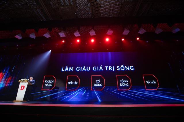Tập đoàn Danh Khôi ra mắt nhận diện thương hiệu mới - Ảnh 2.