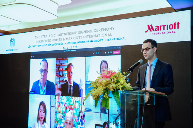 Marriott International & Masterise Homes: Bắt tay xây dựng Branded Residence tại Việt Nam - Ảnh 3.