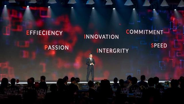Tập đoàn Danh Khôi ra mắt nhận diện thương hiệu mới - Ảnh 4.
