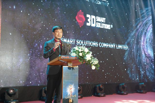 CÔNG TY 3D ĐẦU TIÊN Ở VIỆT NAM ĐẠT GIẢI SME100 ASIA 2020 - Ảnh 2.