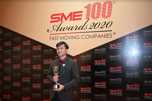CÔNG TY 3D ĐẦU TIÊN Ở VIỆT NAM ĐẠT GIẢI SME100 ASIA 2020 - Ảnh 3.