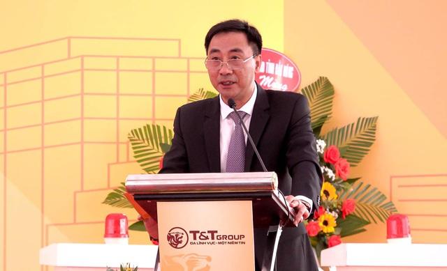 T&T Group và Worldsteel Group khởi công xây dựng trung tâm thương mại tại Đắk Nông - Ảnh 1.
