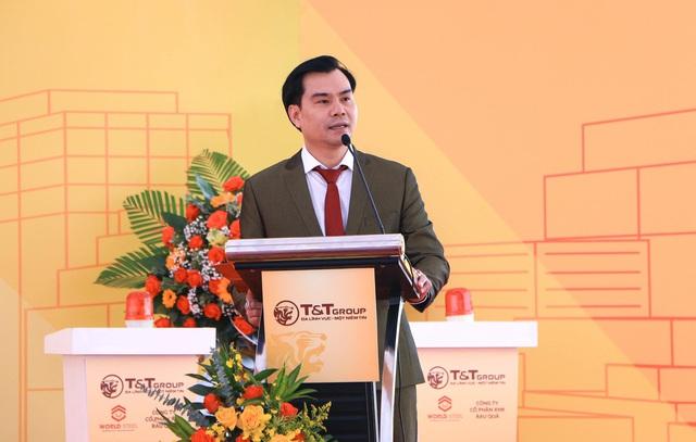 T&T Group và Worldsteel Group khởi công xây dựng trung tâm thương mại tại Đắk Nông - Ảnh 2.