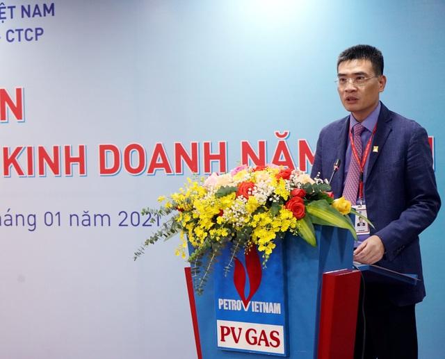 PV GAS triển khai kế hoạch sản xuất kinh doanh năm 2021 - Ảnh 2.