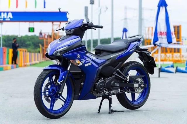 Yamaha Exciter 155 VVA - Chiếc 'iPhone 2 bánh' gây dậy sóng thị trường xe côn tay thể thao cỡ nhỏ tại Việt Nam - Ảnh 3.