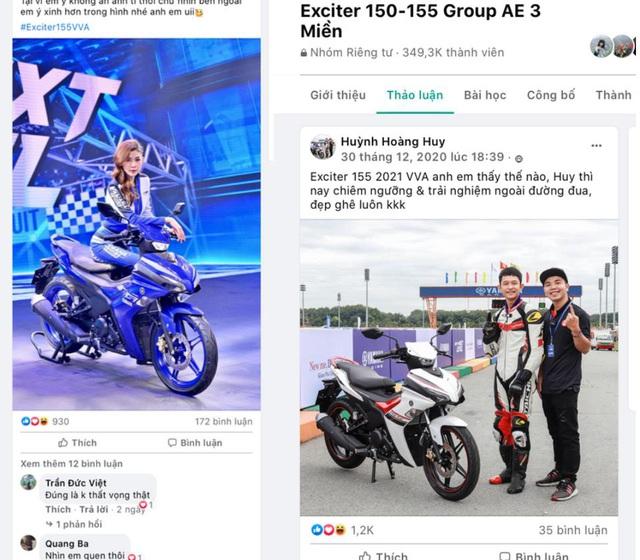 Yamaha Exciter 155 VVA - Chiếc 'iPhone 2 bánh' gây dậy sóng thị trường xe côn tay thể thao cỡ nhỏ tại Việt Nam - Ảnh 4.
