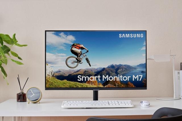 Báo chí nước ngoài nói gì về Màn hình Thông Minh M7 | M5 của Samsung? - Ảnh 4.