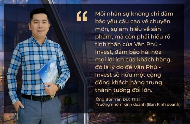 Triết lý chuyên tâm của con người Văn Phú – Invest - Ảnh 6.