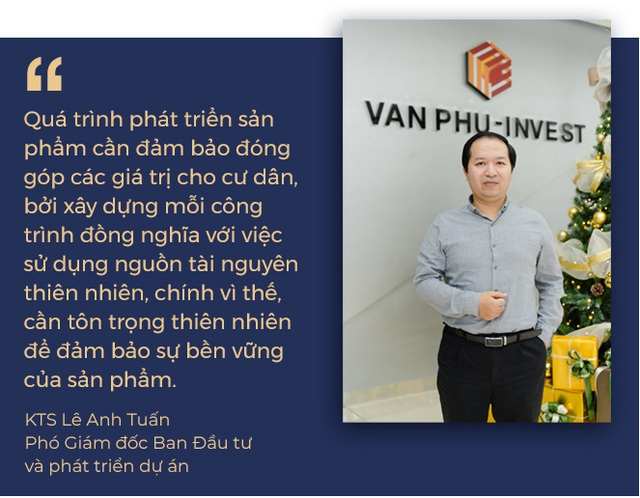 Triết lý chuyên tâm của con người Văn Phú – Invest - Ảnh 13.