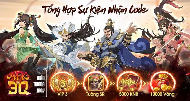 Top 5 lý do khiến bạn tuyệt đối không nên bỏ qua AFK 3Q - Đế Vương Thiên Hạ - Ảnh 5.
