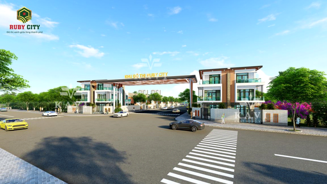 Ruby City dự án được nhiều nhà đầu tư quan tâm sau dịch - Ảnh 2.