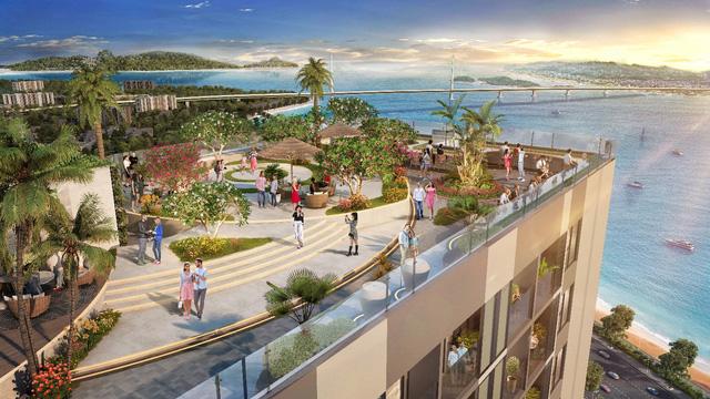 """Cơ hội """"vàng mười"""" từ căn hộ view vịnh Hạ Long, sở hữu lâu dài - Ảnh 1."""