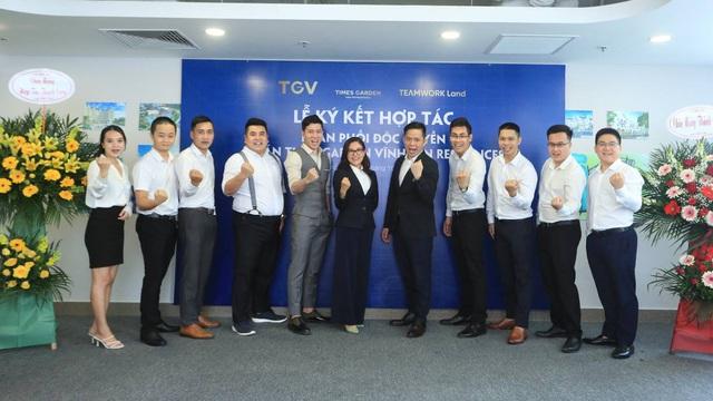 Teamwork Land phân phối độc quyền dự án Times Garden Vĩnh Yên Residences (GĐ 2) - Ảnh 1.