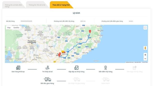 Ứng dụng quản lý vận tải miễn phí hàng đầu Việt Nam - Ảnh 3.