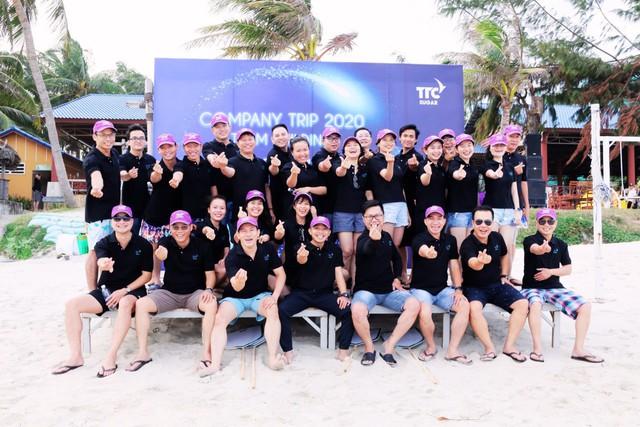SBT thuộc Top Công ty có môi trường làm việc tốt nhất châu Á 2021 - Ảnh 1.