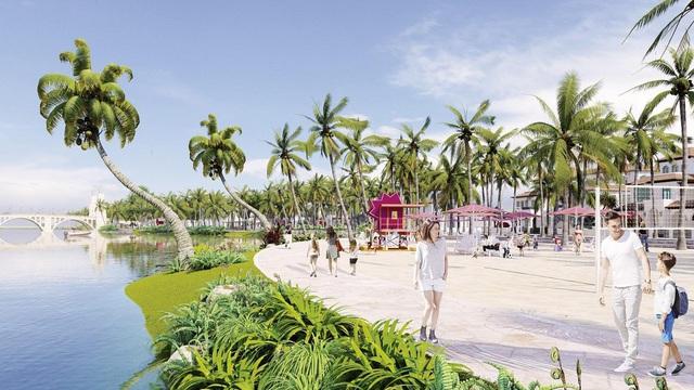 Ra mắt thành phố nghỉ dưỡng ven sông - Sun Riverside Village tại Sầm Sơn - Ảnh 1.