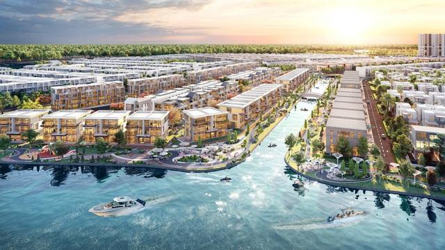 Thời điểm chín muồi đầu tư đô thị sinh thái phía Đông TP.HCM - Ảnh 1.